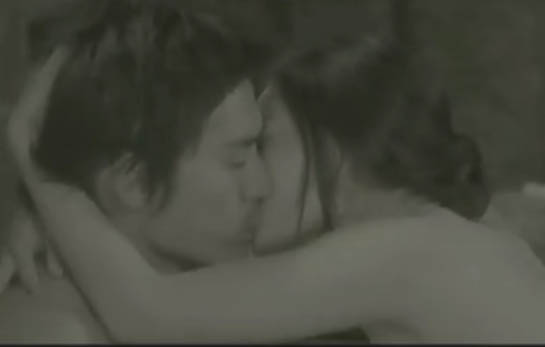 【常盤貴子】映画「赤い月」より巨乳を晒してからの激しい濡れ場シーン