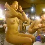 【女湯盗撮】2人組のギャルを脱衣所から洗身まで女撮り師が徹底マーク!