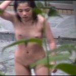 【露天風呂盗撮】流出!女子大生やキャバ嬢の温泉旅行での露天風呂風景を隠し撮り!