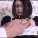 【松岡ちな】メイドの巨乳娘の不始末の罰としてエッチなお仕置きを毎日やってますw
