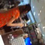 【パンチラ盗撮】可愛いブティック店員さんに相談しながらの色んなところを隠し撮り!