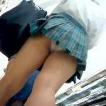【パンチラ盗撮】顔出しありの女子高生達のパンチラを怒涛の隠し撮り!