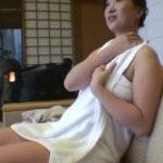 【熟女に中出し】39歳の人妻と温泉へ不倫旅行で満足してもらいましたw