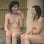 【露天風呂盗撮】今日の露天風呂はうぶそうな若い女の子が多かったですw
