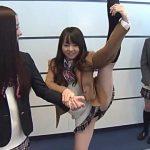 【お宝映像】伊藤万理華が乃木坂46時代にY字開脚でガチパンチラ見せ!