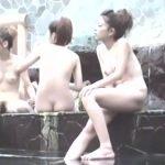 【女湯盗撮】とある関西のスーパー銭湯の模様、イケイケギャルが多いですw