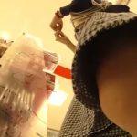 【パンチラ盗撮】ドン・キホーテでロリ系の客から店員まで無差別で逆さ撮りしましたw