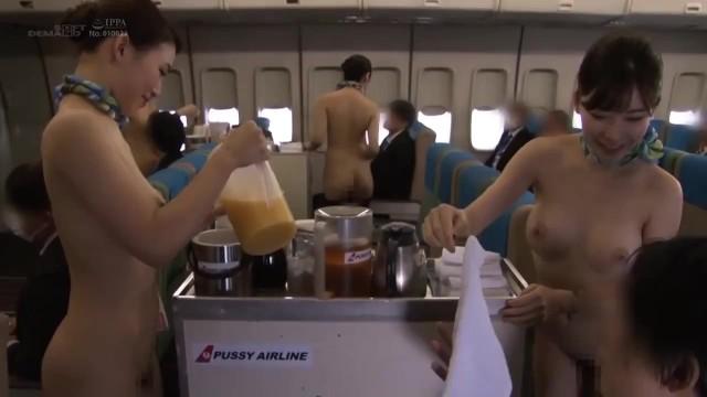 【深田えいみ】『またがりオマ〇コ航空12』こんなCAがいたら最高なのにw